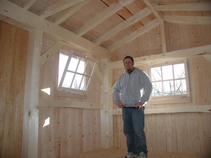 Century Timber frames - Home